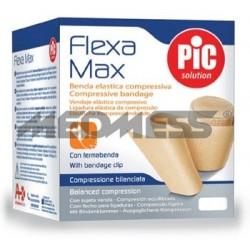 Bandaż Elastyczny FLEXA MAX wielokrotnego użytku 8cm x 7m