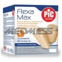 Bandaż Elastyczny FLEXA MAX wielokrotnego użytku - Różne rozmiary 8-12cm x 7m