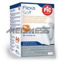 Bandaż Elastyczny FLEXA SOFT - Różne rozmiary - 6-12cm x 4m