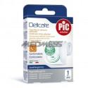 PIC Solution Plaster DELICATE 8cm x 1m antybakteryjny