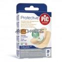 PIC Solution Plastry PROTECTIVE antybakteryjne 20 szt