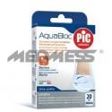 PIC Solution Plastry AQUABLOC 19x72mm 20 szt