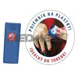 PIC Solution Zestaw plastrów  nr 2  2+1 z pojemnikiem