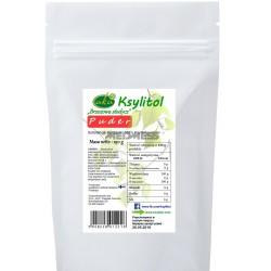 Ksylitol - PUDER - 250g - drobno zmielony puder ksylitolowy