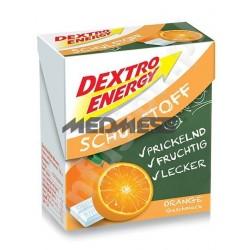 Dextro Energy Minis o smaku pomarańczowym 50g - glukoza w tabletkach