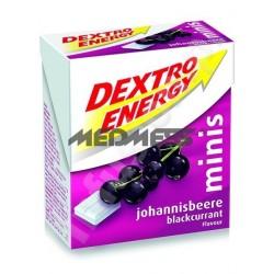 Dextro Energy Minis o smaku czarnej porzeczki 50g - glukoza w tabletkach