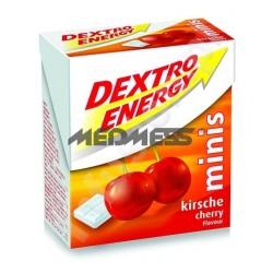 Dextro Energy Minis o smaku wiśniowym 50g - glukoza w tabletkach
