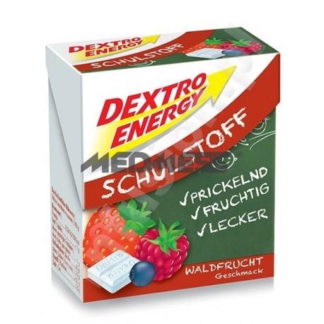 Dextro Energy Minis o smaku owoców leśnych 50g - glukoza w tabletkach