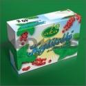 Ksylitolki miętowe - drażetki pudrowe 0% cukru o smaku miętowym 40g