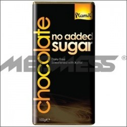 Deserowa Gorzka 100g - Klasyczna, gorzka czekolada z ksylitolem
