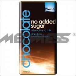 Mleczna 100g - Czekolada ksylitolowa o mlecznym smaku