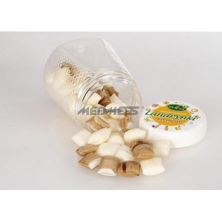 Landyrki kremowe 0% cukru - kremowe landyrnki z ksylitolem 160g