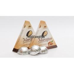 Marcepan w gorzkiej czekoladzie 53g
