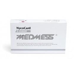 TEST Nycocard D-DIMER - 24 szt