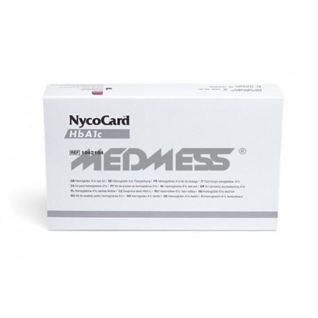 TEST NycoCard HbA1c - 24 szt - ZESTAW - hemoglobina glikowana