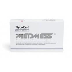 TEST NycoCard U-ALBUMIN 24 szt - wykrywanie mikroalbuminurii