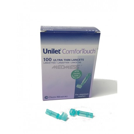 Unilet ComforTouch 28G - Ostrza lancety