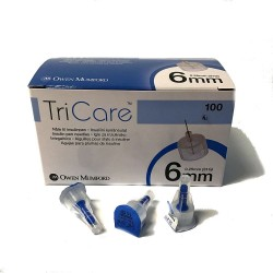 Tricare Pen Needle 6mm – Igły do pena