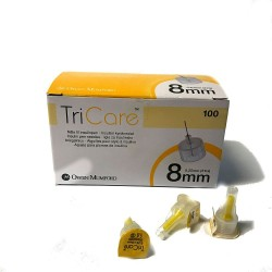 Tricare – Igły do pena 8mm - 100 szt.