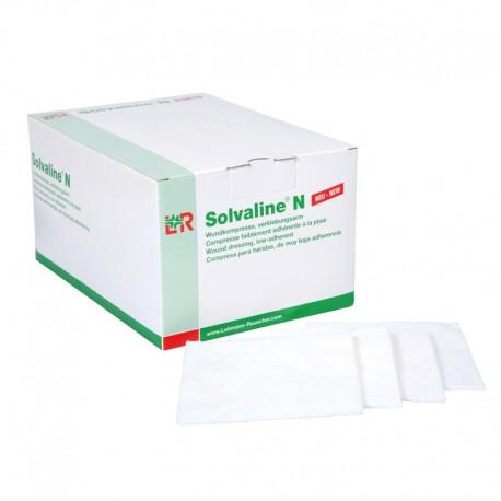 Solvaline M - chłonny, nieprzywierający opatrunek na rany - różne rozmiary