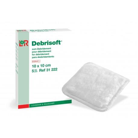 Debrisoft® - opatrunek do opracowania rany