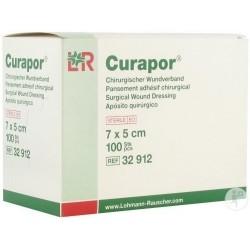 Curapor - Włókninowy opatrunek chirurgiczny, sterylny - różne rozmiary