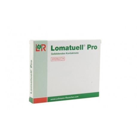 Lomatuell Pro - opatrunek z cząsteczkami hydrokoloidu - różne rozmiary