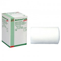 Mollelast haft - Kohezyjny bandaż podtrzymujący - różne rozmiary