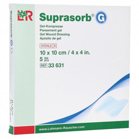 Suprasorb® G Opatrunek żelowy + różne rozmiary