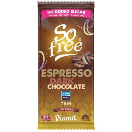 Kawowa 45g - Czekolada z ekstraktem z naturalnej kawy