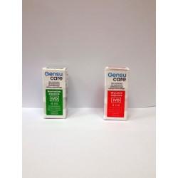 GensuCare - płyn kontrolny o normalnym lub wysokim stężeniu