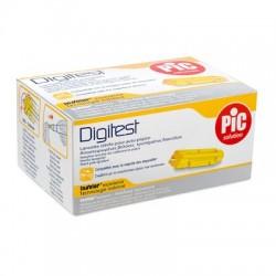 Sterylne Lancety Digitest 200 szt G30 PIC Solution