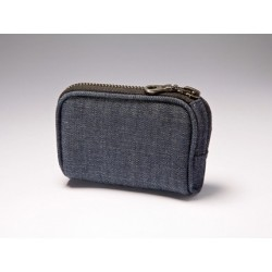 Etui jeansowe Medtronic - kolor Denim