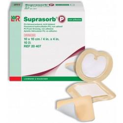 Suprasorb P Nieprzylepny/samoprzylepny sterylny opatrunek z pianki poliuretanowej - różne rozmiary - pakowany pojedynczo