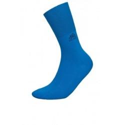 DEOMED COTTON Rozmiar 35-46, Skarpetki zdrowotne z przędzy bawełnianej, niebieski