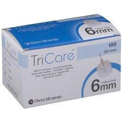 Tricare Pen Needle 6mm – Igły do pena