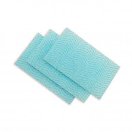 CLEANET PLUS Myjka do ciała dwustronnie nasączona mydłem - ściereczka