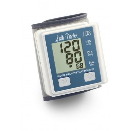 LITTLE DOCTOR Ciśnieniomierz automatyczny LD8 o kompaktowym rozmiarze