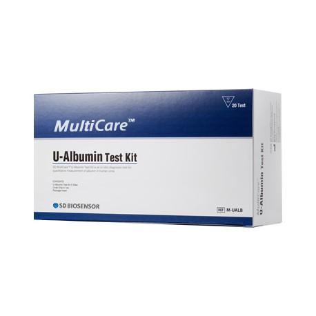 MultiCare HbA1c - Zestaw Testowy do oznaczania hemoglobiny glikowanej