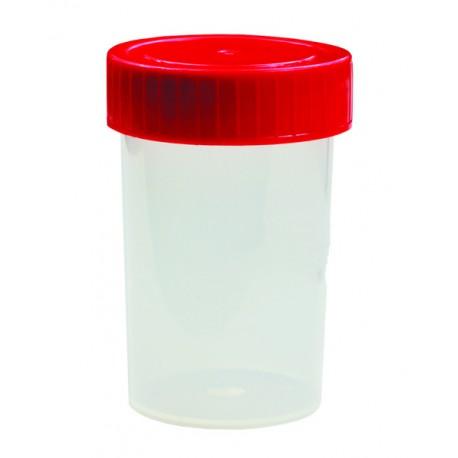 Kubek na mocz sterylny - 60 ml