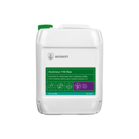 Mediclean 114 Floor - Koncentrat do mycia i konserwacji podłóg owoce leśne
