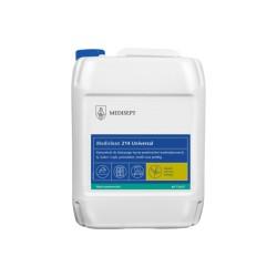 Mediclean 214 Universal Koncentrat do mycia powierzchni zmywalnych o zapachu zielonej herbaty