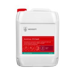 Mediclean 314 Sanit - Łagodny koncentrat do mycia urządzeń sanitarnych (o zapachu wiśni)