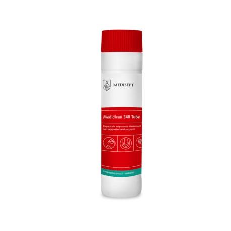 Mediclean 340 Tube - Granulat do udrażniania rur i odpływów kanalizacyjnych