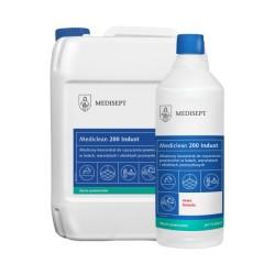 Mediclean 200 Indust - Silny koncentrat do czyszczenia powierzchni z zabrudzeń przemysłowych
