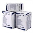 KOMPRI lux kompresy z gazy, niejałowe - 100 szt
