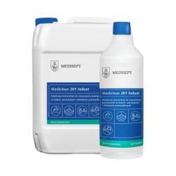 Mediclean 201 Indust - Koncentrat do czyszczenia powierzchni z zabrudzeń przemysłowych