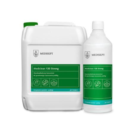 Mediclean 130 Strong - Wysokoalkaliczny koncentrat do gruntownego czyszczenia podłóg