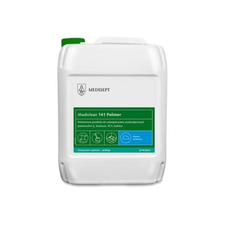 Mediclean 141 Polimer - Polimerowa powłoka do zabezpieczania wodoodpornych powierzchni