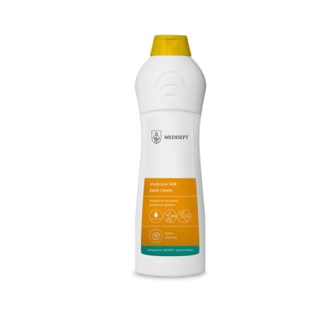 Mediclean 520 Sanit Cream - Mleczko do czyszczenia powierzchni kuchennych i sanitarnych